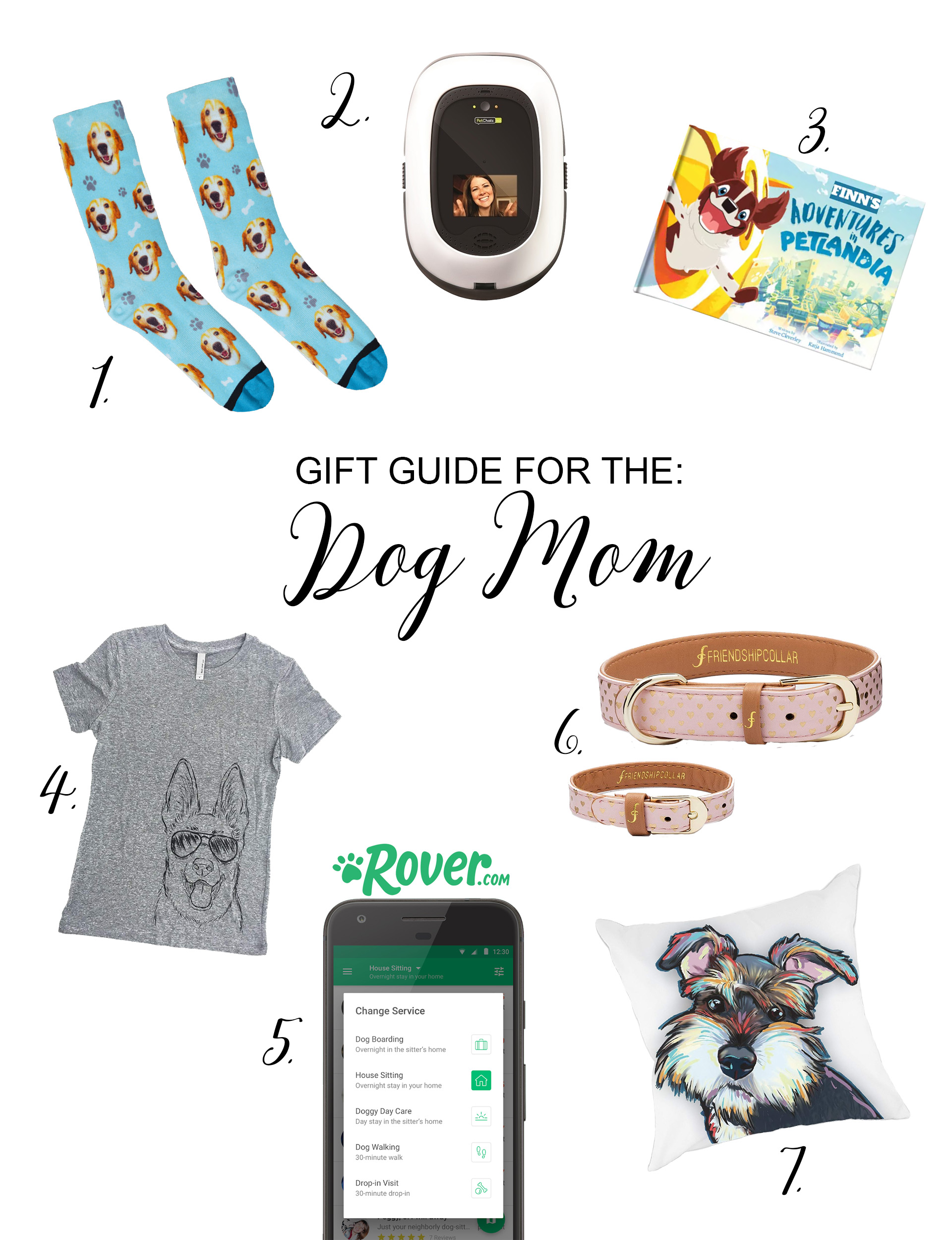 Gift Guide For The Dog Mom